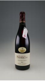 Moulin-à-Vent 2014, Domaine Des Vignes Du Tremblay - Beaujolais